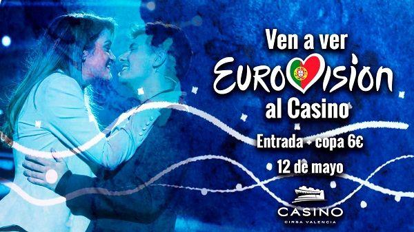 Eurovisión Casino Cirsa Valencia