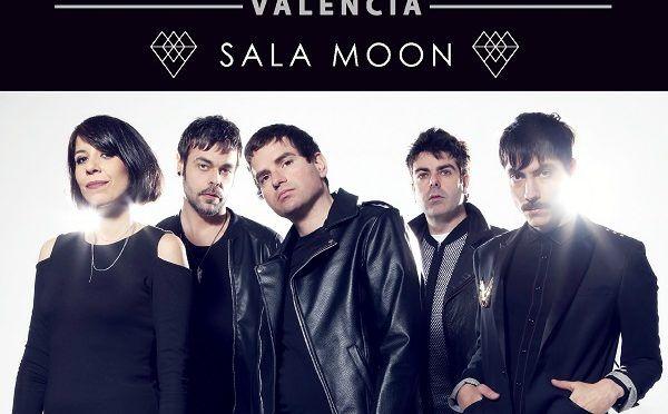 Dorian en concierto en Valencia