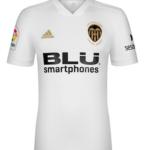 Camiseta del Centenario y equipación oficial Valencia CF 2018 - 2019