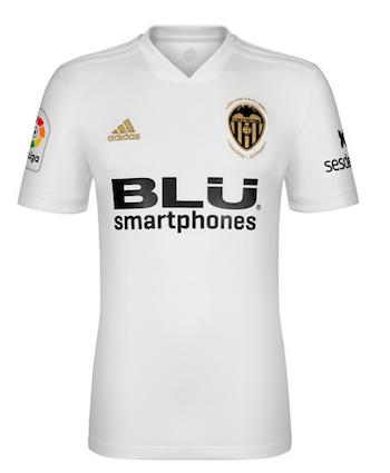 Comprar camiseta del centenario del Valencia CF 2018 2019
