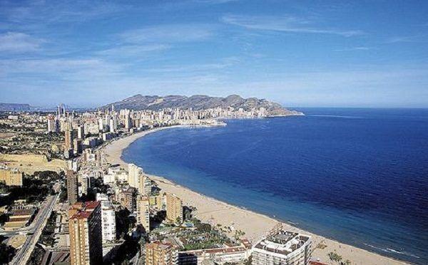 De vacaciones en la Comunidad Valenciana: Benidorm