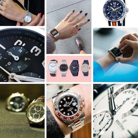 358e859ff8 Mejores marcas de relojes para hombre y mujer. Un buen reloj es ...