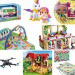 Los Juguetes de Moda para niños y niñas de 2 a 15 años