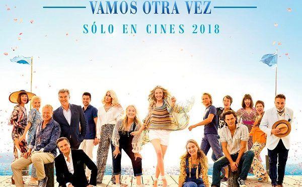 Cine de verano en la Terraza Flumen