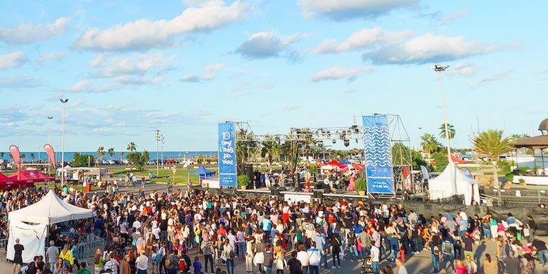 Fiesta Gratis Aniversario Marina