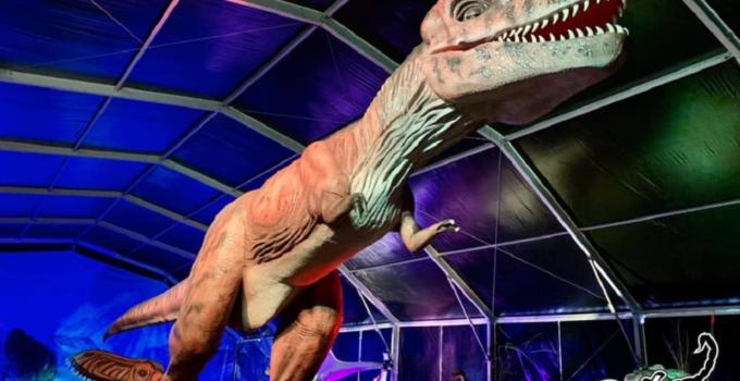Conoce de cerca a los dinosaurios en la Dino Expo de Valencia