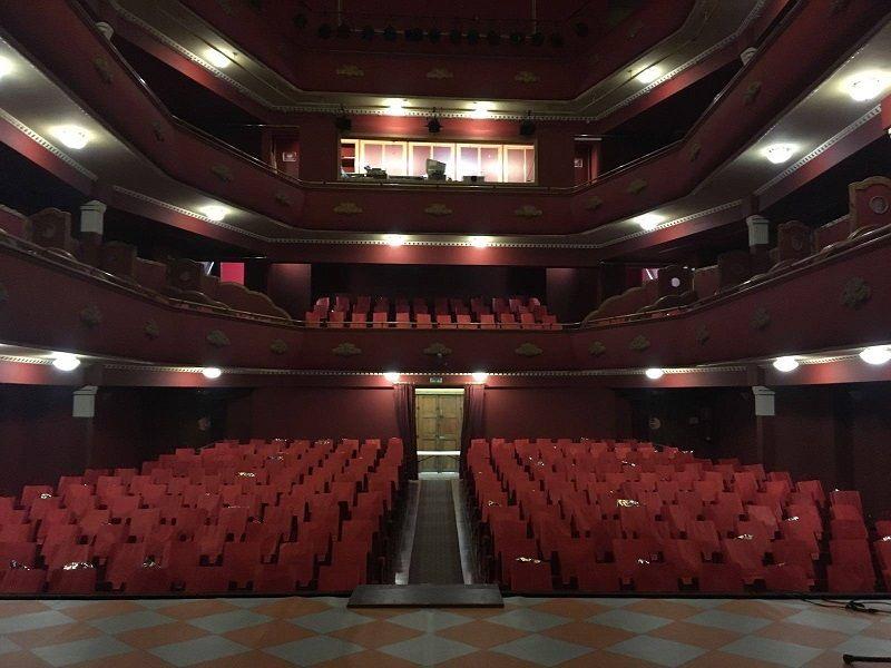 teatro talia interior