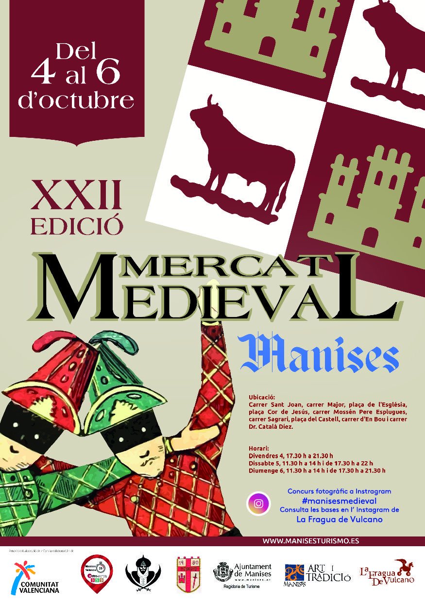 Manises Mercat Medieval