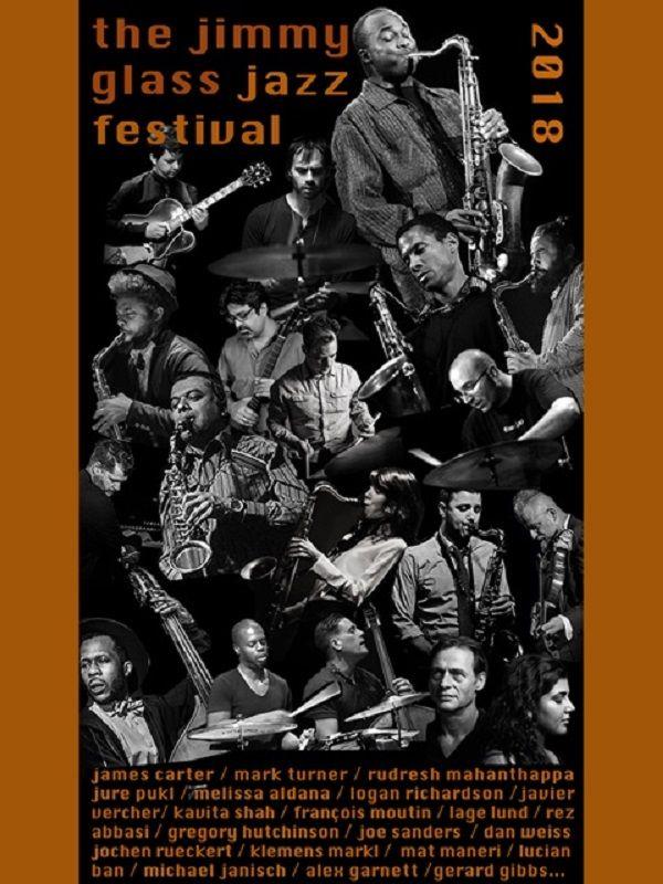 Mosaico Festival Jazz Contem Jimmy Glass