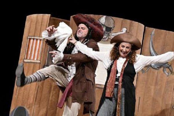 los piratas atacan halloween