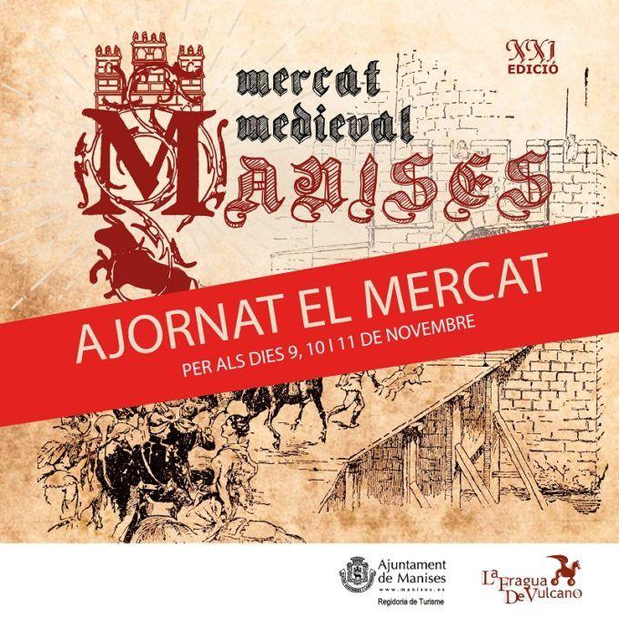 mercado medieval manises