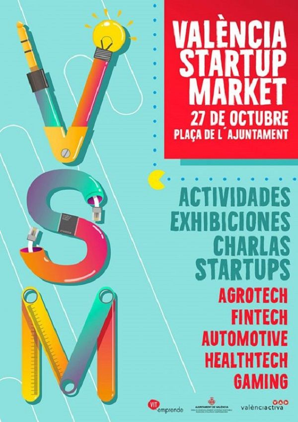 valencia startup market  cartel
