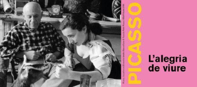Picasso alegria val