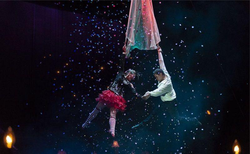 El Circo Gran Fele, vuelve a casa por Navidad valencia