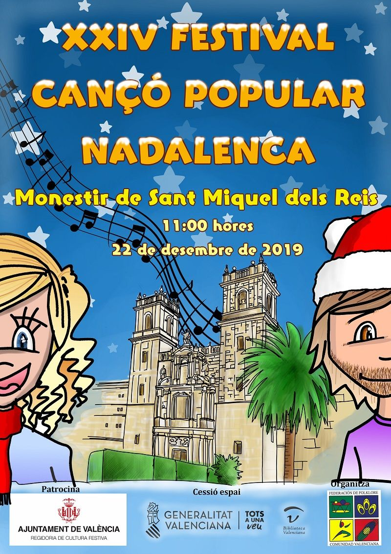 canco popular nadalenca 2019