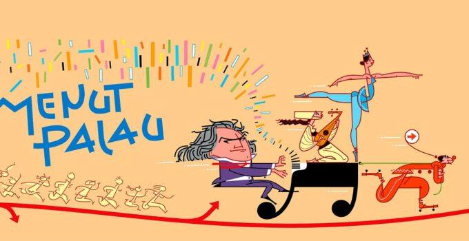 Menut Palau! programa musical dedicado a los niños valencia