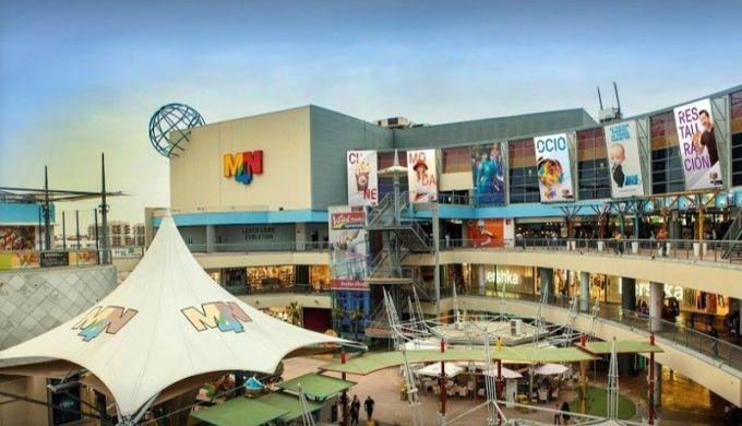 mn centro comercial