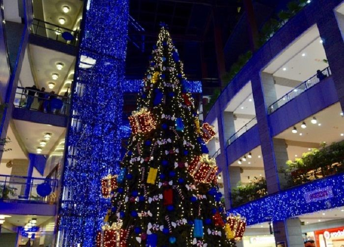 navidad en aqua multiespacio