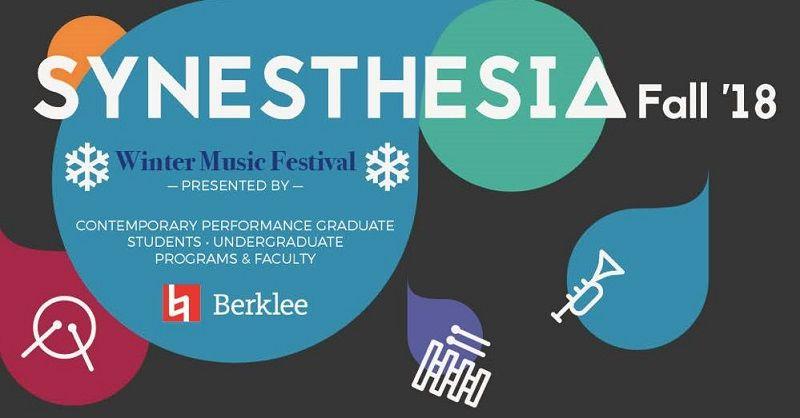 synesthesia winter music