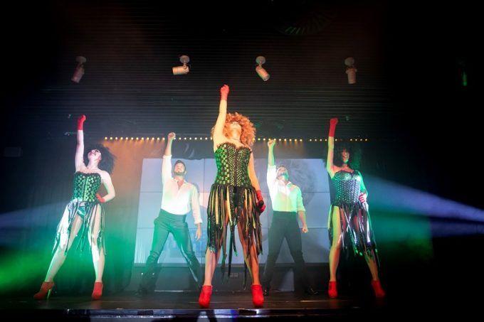 show Divas Golden Night Casino Cirsa Valencia