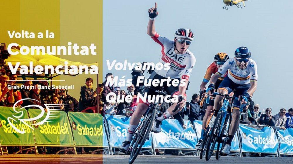 Vuelta Ciclista a la Comunidad Valenciana valencia
