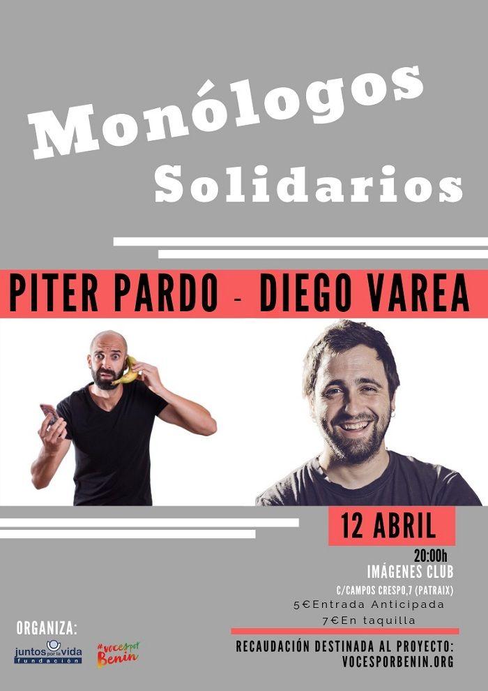 Monólogos Solidarios valencia