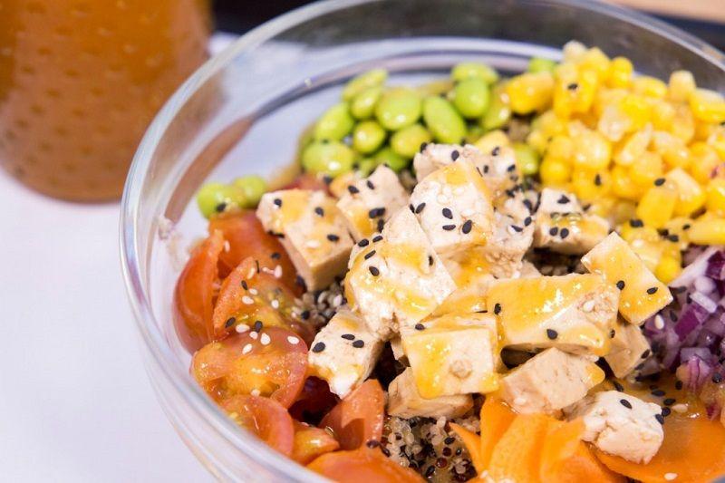 Restaurantes City Poké, gastronomía saludable valencia