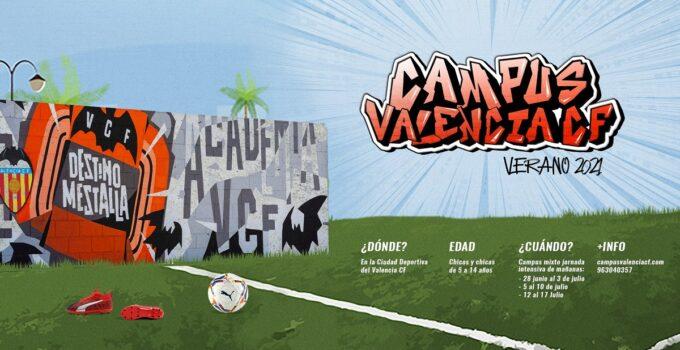 Campus de Verano del Valencia Club de Fútbol