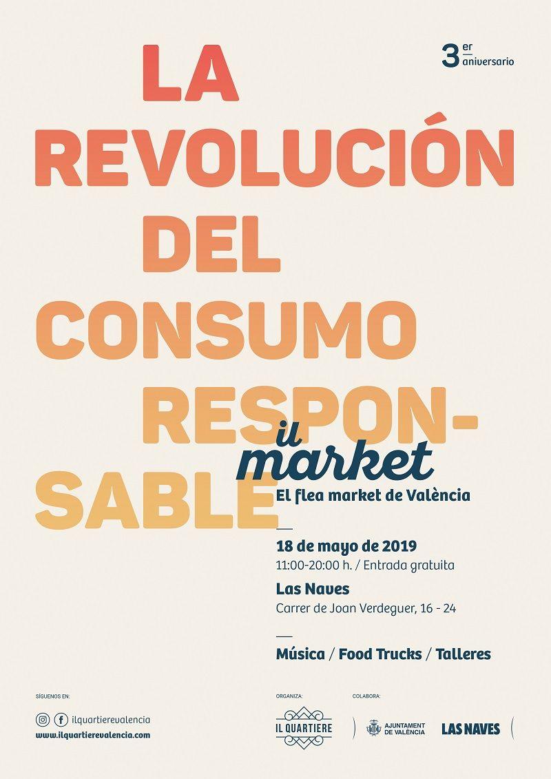 il Market llega a Las Naves valencia