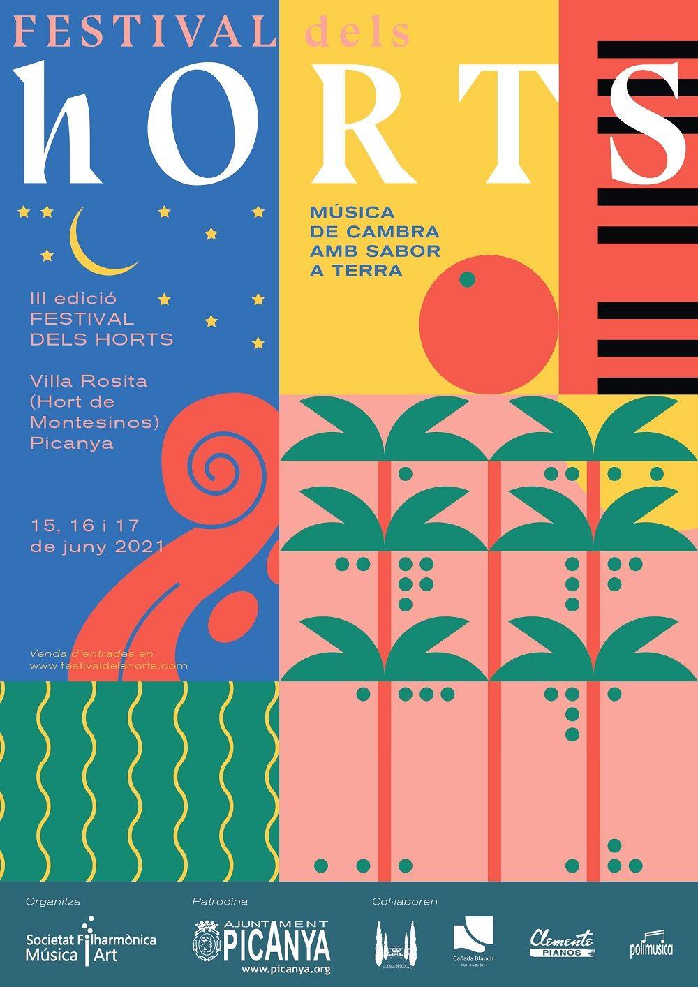 Festival dels Horts de Picanya valencia