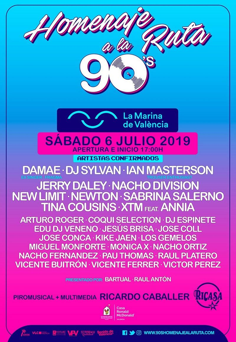 Festival de Música, Marina Real