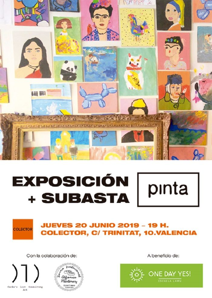 cartelEXPO PINTAc