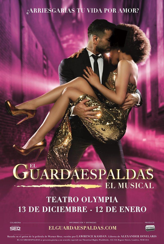 El esperado musical 'El Guardaespaldas' llega a Valencia valencia