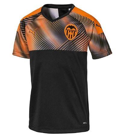 Segunda equipación Valencia CF 2018-2019