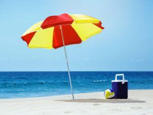 Cosas de playa baratas para el verano