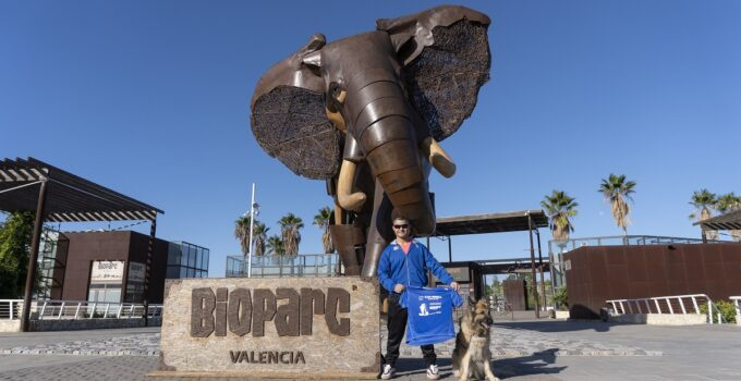 CAN-RRERA solidaria de Valencia en Bioparc