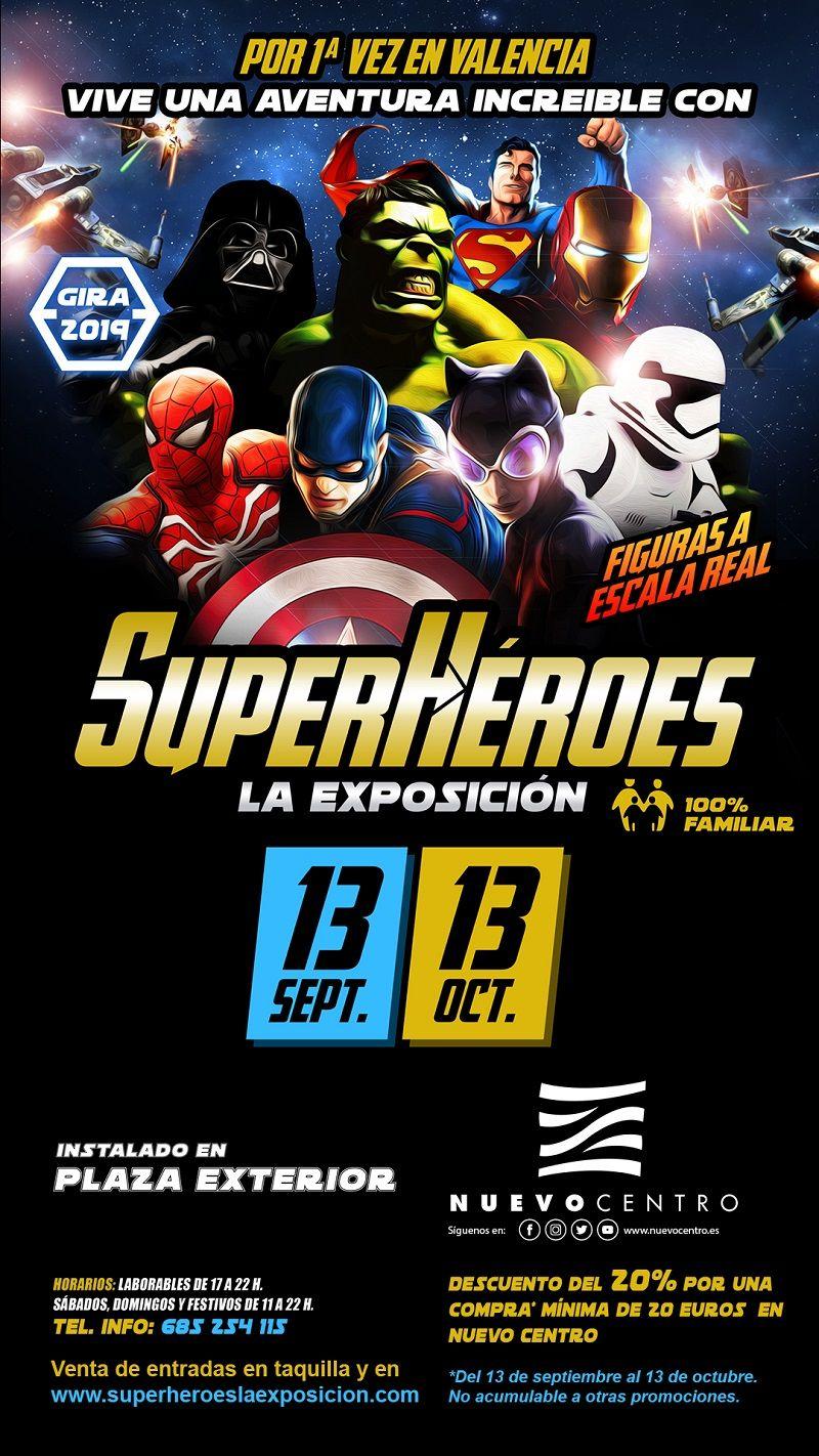 DIRECTORIO EXPOSICIÓN SUPERHEROES