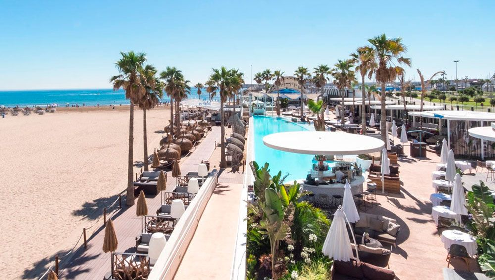 Marina Beach Club Valencia 1
