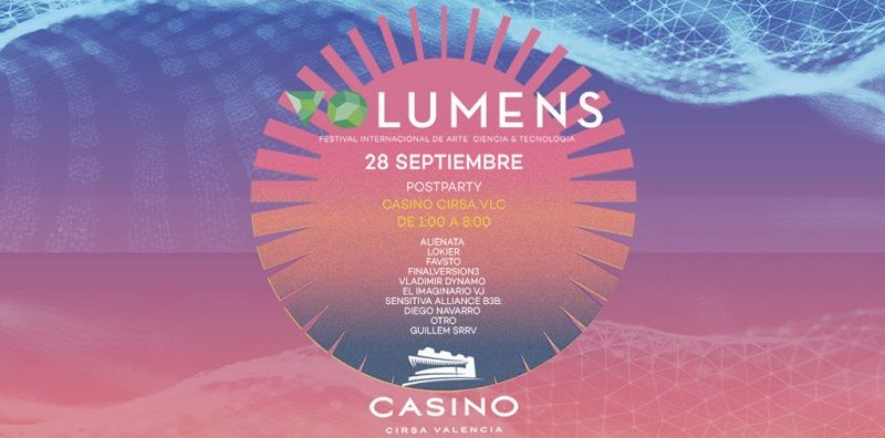 Volumen Fest Casino Cirsa