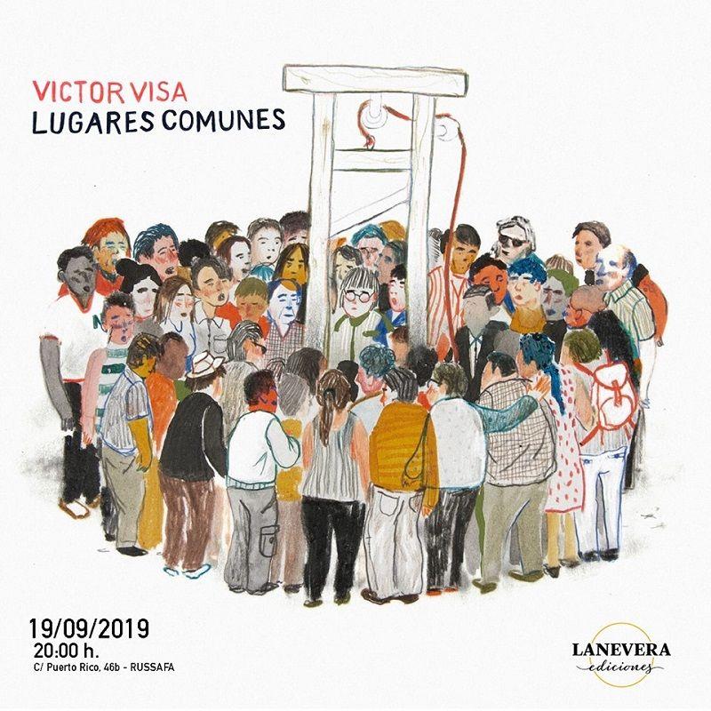 Exposición, Lanevera Gallery
