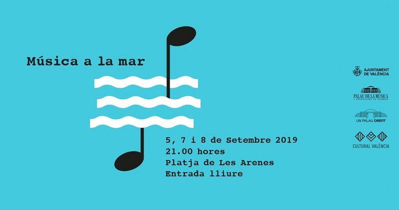 Conciertos Música a la Mar valencia