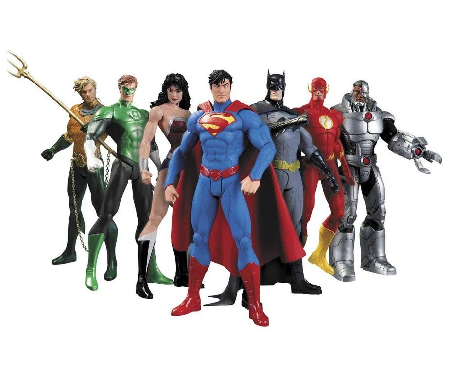 Muñecos Superheroes