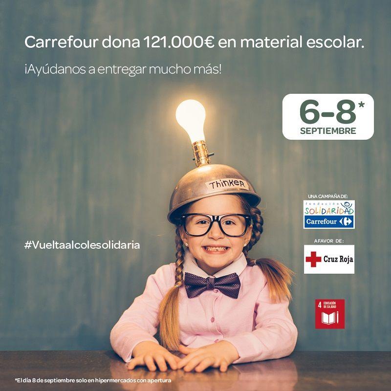 Vuelta al Cole Solidaria 2019 valencia