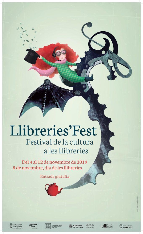 Cartell LlibreriesFest