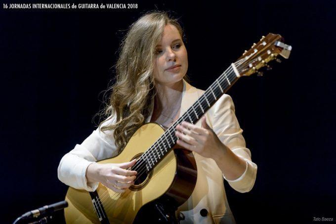 Concierto de Clausura JIGV  Tatyana Ryzkhova