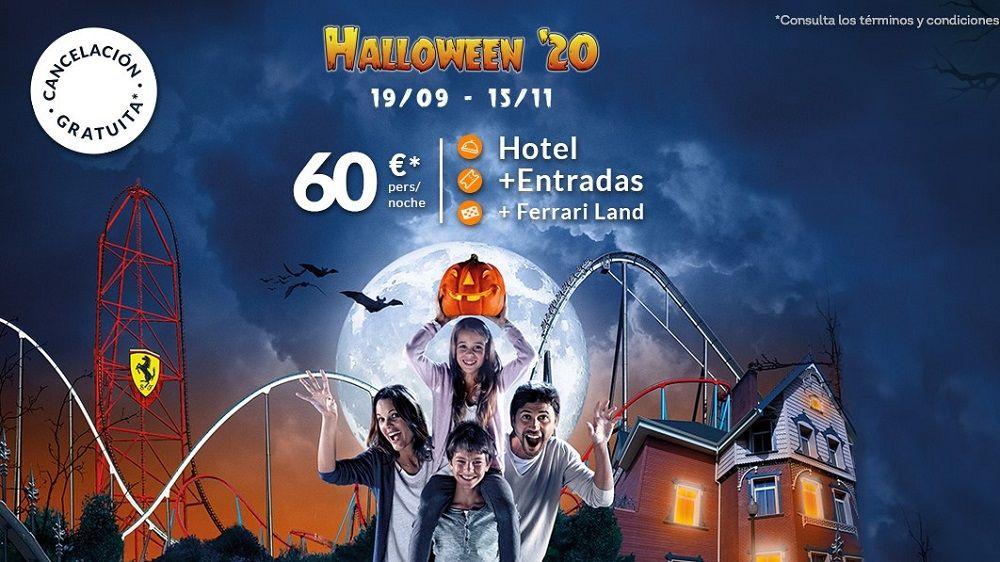 halloween portaventura 2020