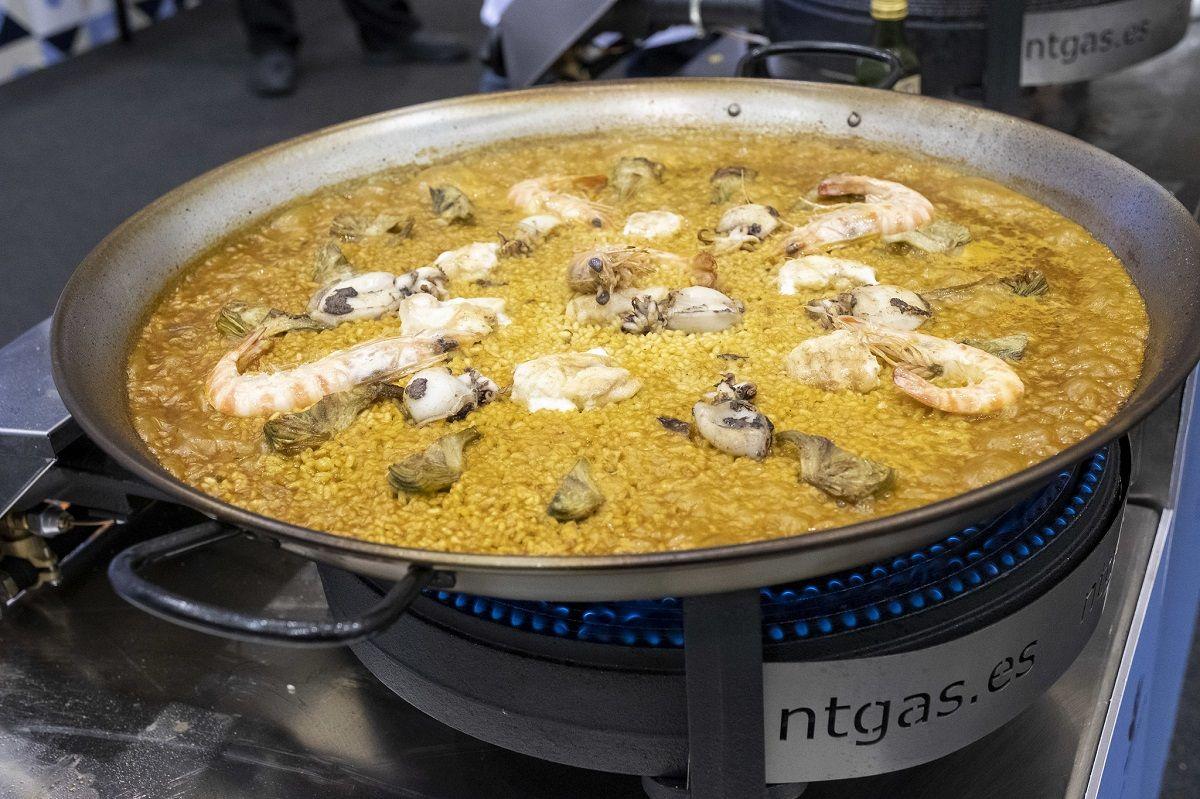 Mediterránea Gastrónoma, el gran evento de la gastronomía en Valencia valencia