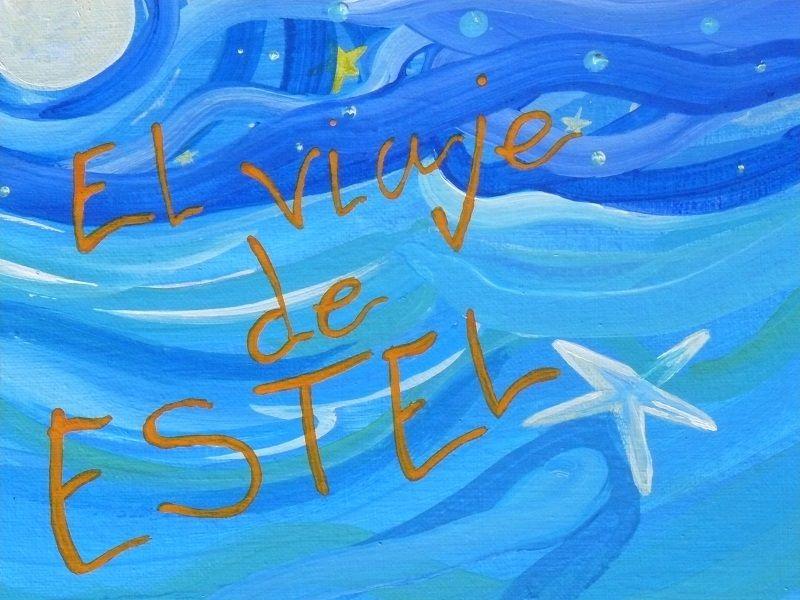 cartel de el viaje de Estel