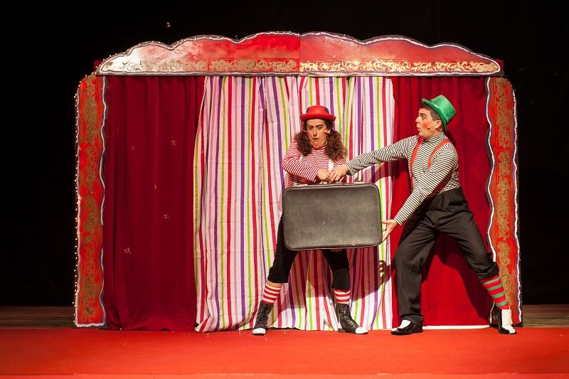 circo hermanos fabulossi