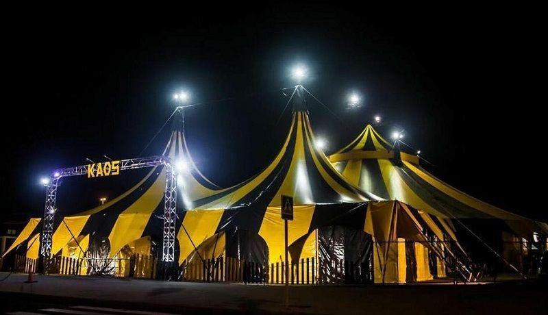 cirkus kaos